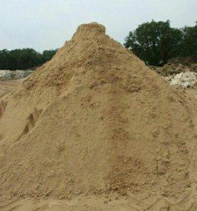 Доставка. песок, отсев, пгс