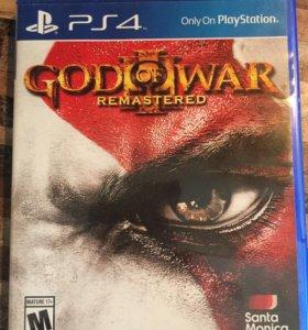 PS4 God of War 3: remastered