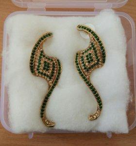 Сережки - гвоздики