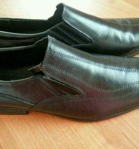 Туфли натуральная кожа 100%