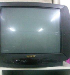"""Телевизор"""" Рекорд"""" 54см."""