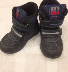 Ботинки minimen 22 размер