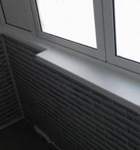 Ремонт окон балконы,потолки,отделка квартир