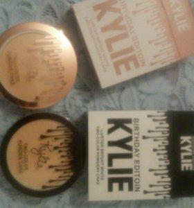 1+1=3 Пудра Kylie