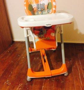 Детский стульчик для кормления Peg-Perego Италия