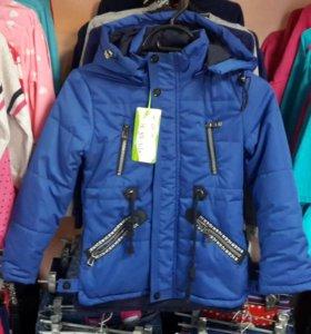 Новые куртки-парки