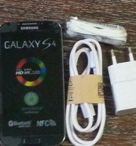 Телефон Samsung S4 Black Edition