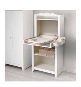 Пеленальный стол/ шкаф