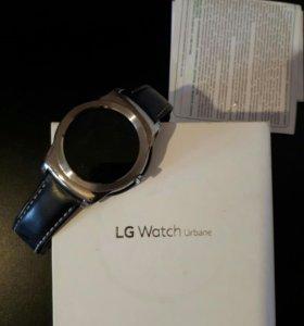 Смарт часы LG Watch Urbane w-150