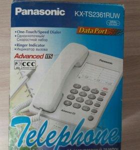 Телефон Рanasonic KX-TS2361RUW