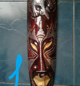 Маски аборигенов