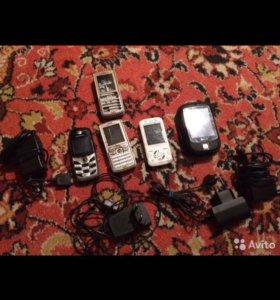 Телефон Motorola, Sony Ericsson, HTC