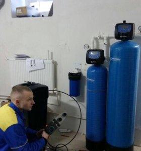 Водоочистка, водоподготовка