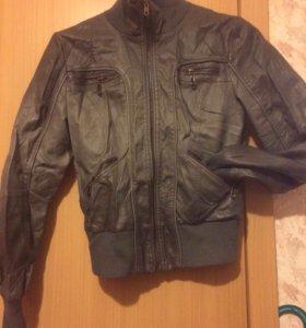 Куртка весенняя. Размер 44-46