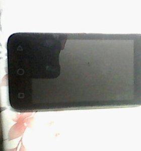 Телефон Alcatel one touch pixi 4