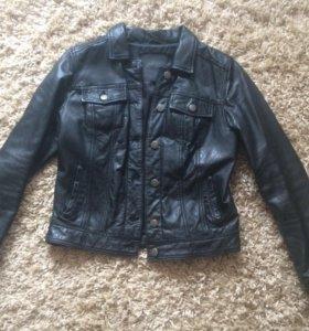 Кожаная куртка(Нат кожа)