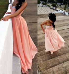 Платье выпусное