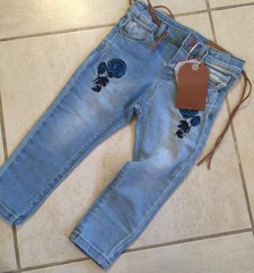 Новые джинсы Zara Зара