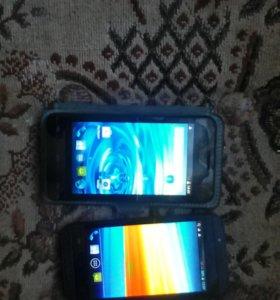 Срочно Продам два андройда или обмен на айфон 5S