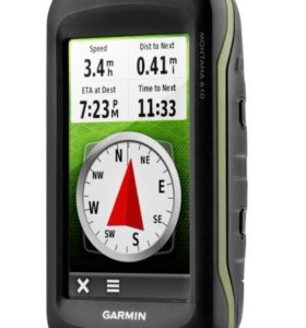Навигатор Garmin Montana 680t BRP Kit