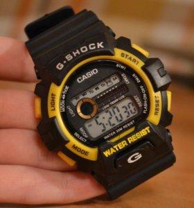 Часы Casio g-shock цифровые