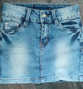 Дж. юбка и летние шорты