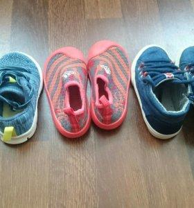 Кросовки,кеды ZARA, Adidas.