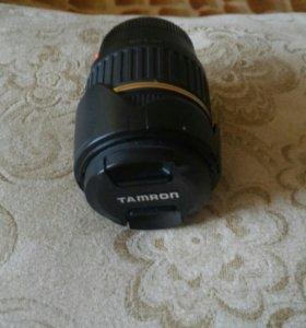 Объектив tamron 18-200 for Sony.