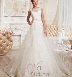 Свадебное платье фирмы Eva Utkina
