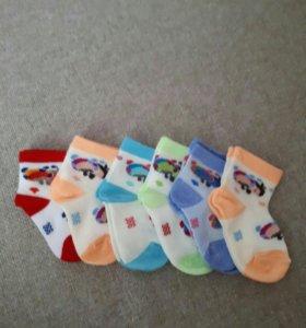 Новые носочки носки детские