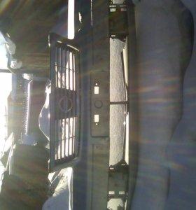 Передний бампер nissan sunny