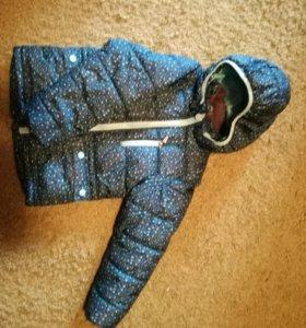 Куртка НМ осень-теплая зима