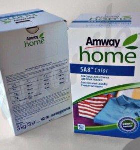 Amway Средство для стирки цветных тканей 3 кг.