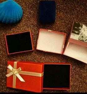 Подарочные коробочки 5шт за 150
