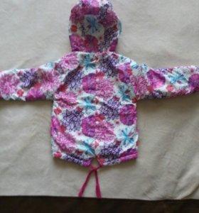 Курточка на теплую весну