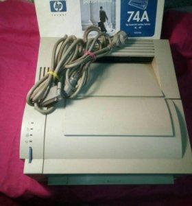 Лазерный ч/б принтер HP LaserJet 4L
