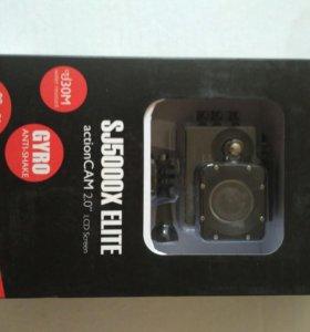 СУПЕРЦЕНА!!!Экшен видеокамера Sjcam SJ5000X Elite