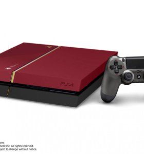 PlayStation 4 Metal Gear Solid
