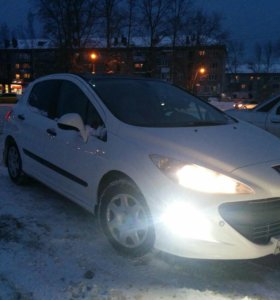 Peugeot 308 active+
