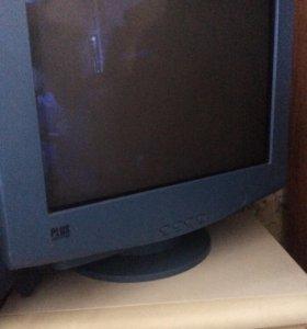 Компьютер ретро