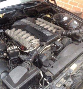 Двигатель BMW v12 m73b54