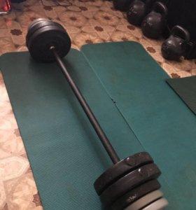 Штанга 30 кг