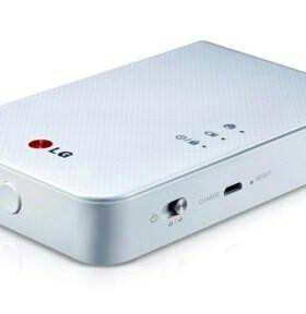 Карманный Smart Принтер LG Pocket Photo PD251W