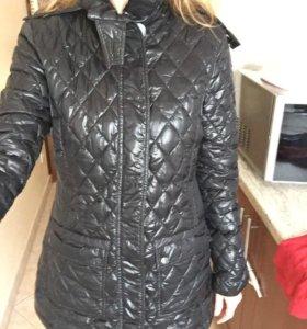 Куртка Armani Jeans демисезонная с капюшоном