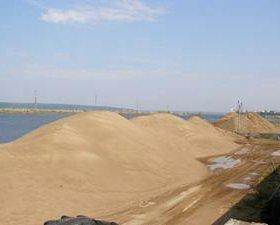 Песок речной доставка по Саратову и области