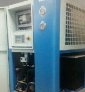 Чиллер (водоохлаждающая установка)