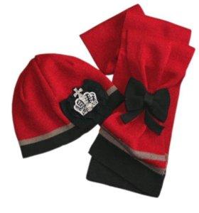 К-т шапка и шарф