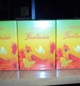 Туалетная вода Faberlic Fantaisie