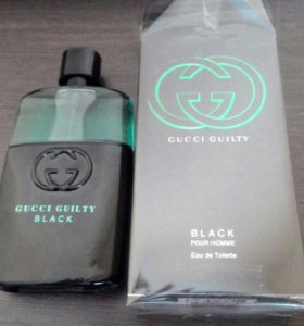 Парфюм Gucci Guilty Black Pour Homme 90 ml