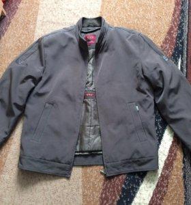 Куртка с подкладкой весна